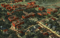 Aerial View of Florida State Unviersity