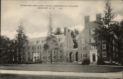 Streeter and Lord Halls, Dartmouth College