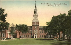 Dartmouth College - Baker Library