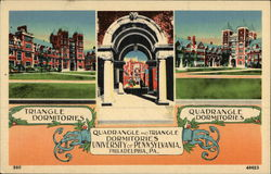 University of Pennsylvania - Quadrangle and Triangle Dormitories