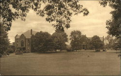Walter and Mead Halls, Mount Holyoke College