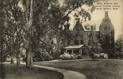 Mary Brigham Hall, Mount Holyoke College