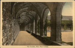Bryn Mawr College - The Cloisters