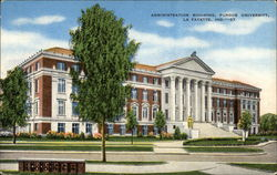 Administration Building, Purdue University
