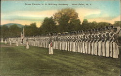 Dress Parade, US Military Academy