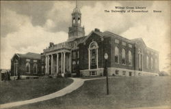 Wilbur Cross Library, The University of Connecticut