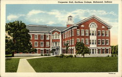 Carpenter Hall at Earlham College