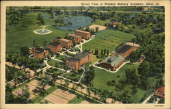 Aerial View of Western Military Academy