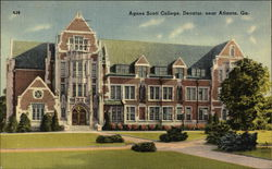 Agnes Scott College, Near Atlanta