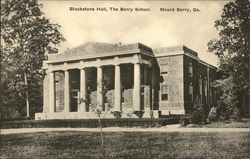 Blackstone Hall at the Berry School