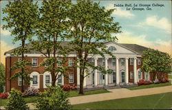 Dobbs Hall, La Grange College