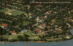 Bird's-Eye View of Winter Park and Rollins College