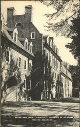 Brown Hall (Men's Dormitory), University of Delaware