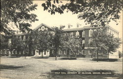 Wolf Hall, University of Delaware