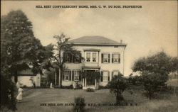 Hill Rest Convalescent Home
