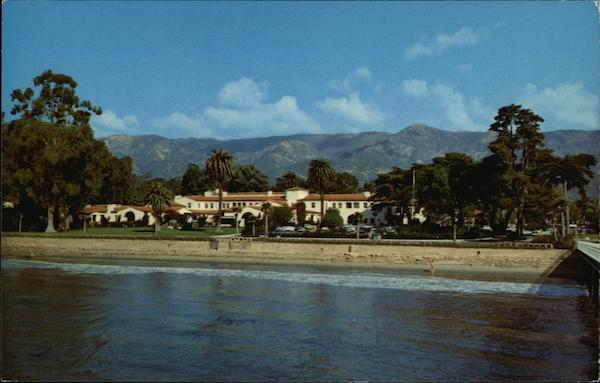 Santa Barbara Biltmore California