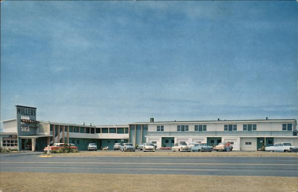 Willer's Motor Hotel and Apartments Newport Oregon
