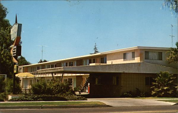 Motel  Santa Maria Santa Maria Ca