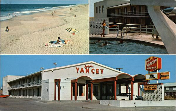 John Yancey Motor Hotel Kill Devil Hills North Carolina