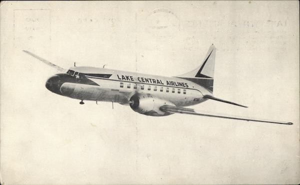 Lake Central Airlines Aircraft