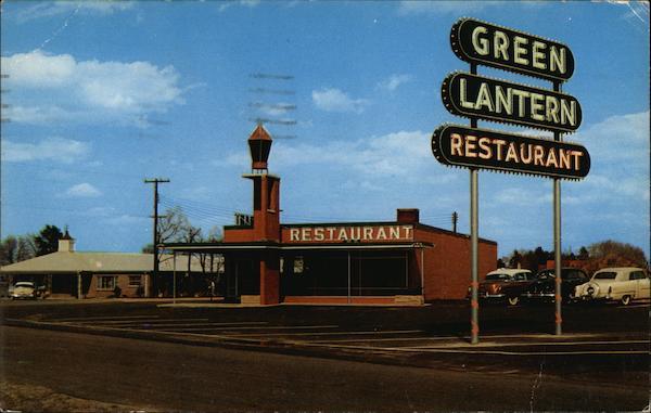 Green Lantern Restaurant Fayetteville North Carolina