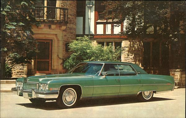 Cadillac for 1973 Cars