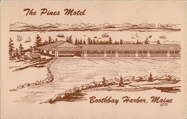 The Pines Motel