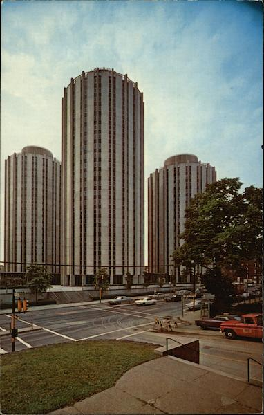 University of Pittsburgh - Towers Residence Halls Pennsylvania