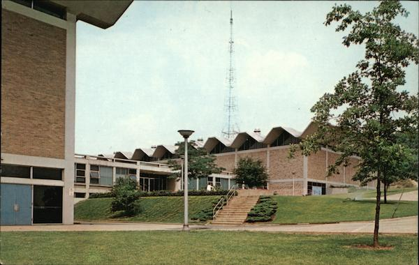 Physical Education Center, University of Pittsburgh Pennsylvania