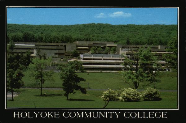Holyoke Community College Massachusetts Dan Overton