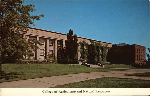 University of Connecticut - College of Agriculture and Natural Resources Storrs