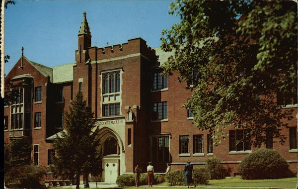 Phillip's Hall, Bethany College Wheeling West Virginia