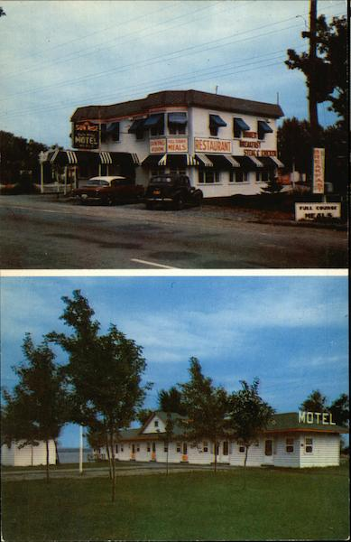 Sun Rise Motel and Cabins Montreal Canada Quebec