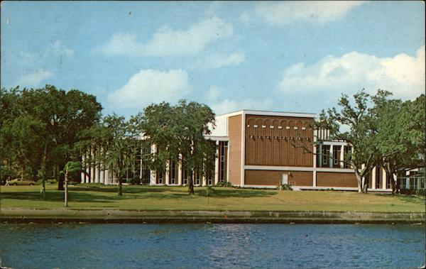 Merl Kelce Library, University of Tampa Florida
