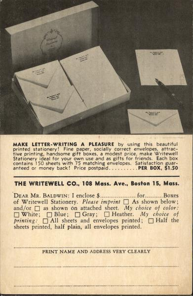 The Writewell Co. Advertising