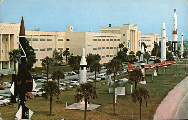AFTMC's Technical Laboratory Patrick Air Force Base Florida