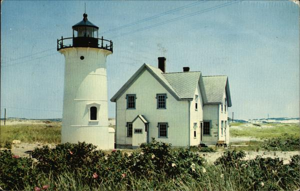 Race Point Lighthouse Provincetown Massachusetts Lighthouses