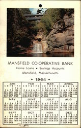 Mansfield Co-operative Bank 1964