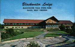 Blackwater Lodge, Blackwater Falls State Park