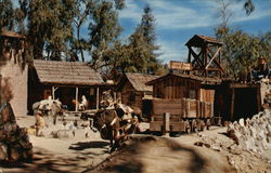 Ghost Town, Knotts Berry Farm