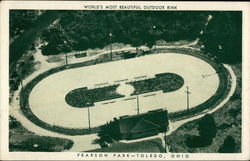 World's Most Beautiful Outdoor Rink - Pearson Park