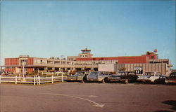 Gander International Airport Postcard