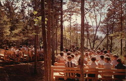 Outdoor Chapel, Silver Lake Conference Center