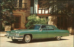 Cadillac for 1973