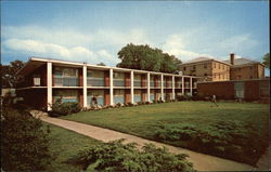 Freed-Hardeman College - Men's Dormitory