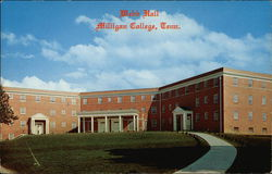 Webb Hall, Milligan College