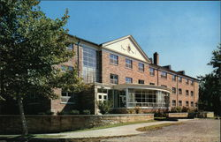 Juniata College - Maude Lesher Hall