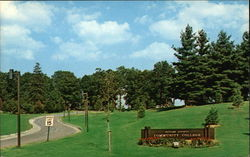 Butler County Community College Postcard