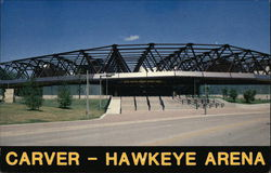 Carver - Hawkeye Arena at The University of Iowa