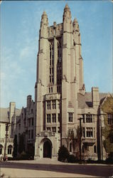 Sterling Tower at Yale University